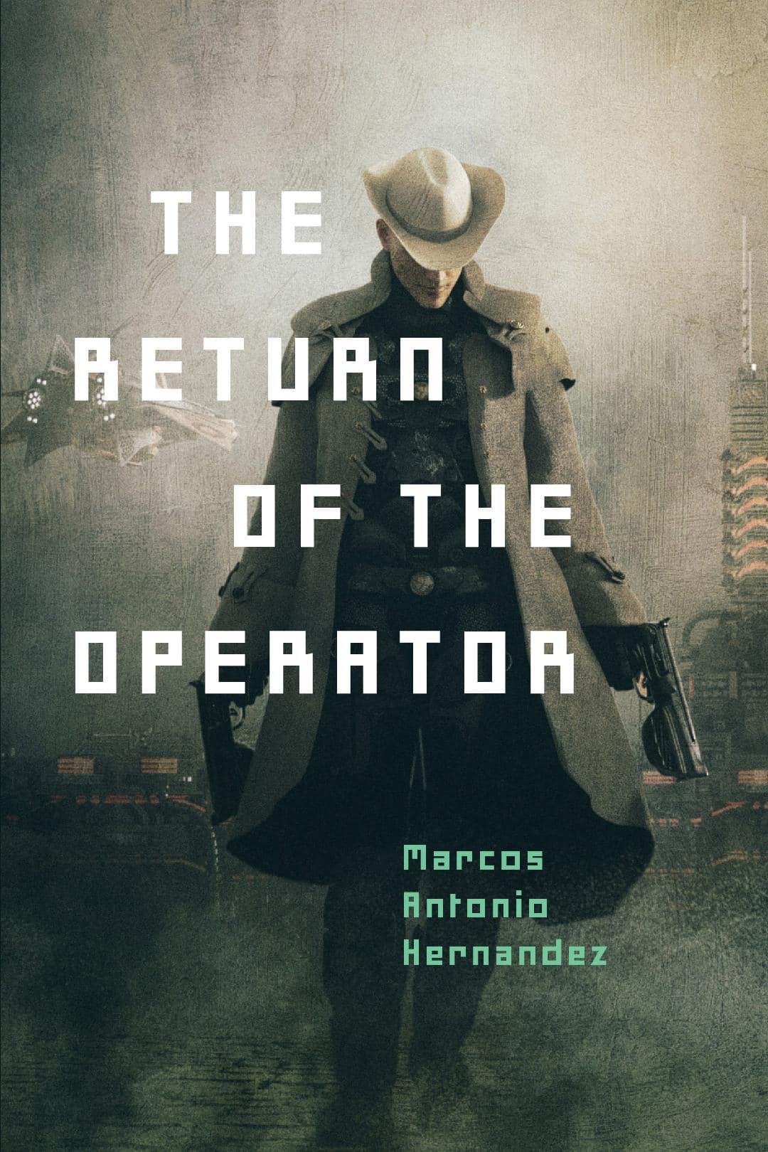 The Return of the Operator cover
