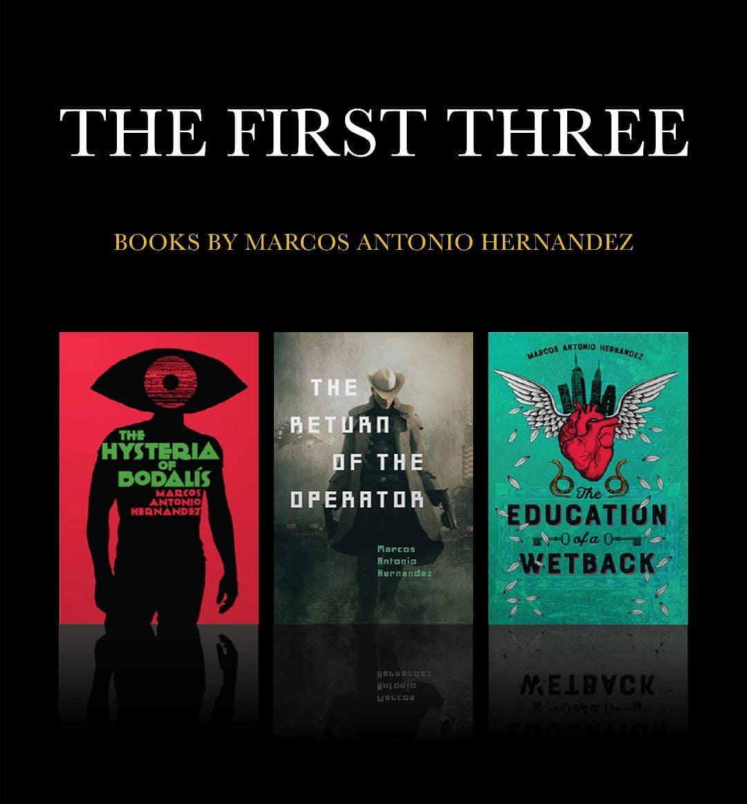 The First Three Box Set