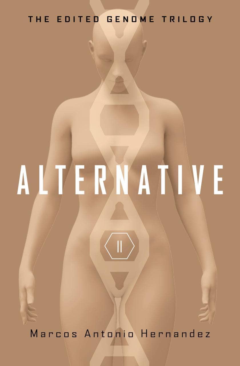 Alternative (The Edited Genome book 2) cover