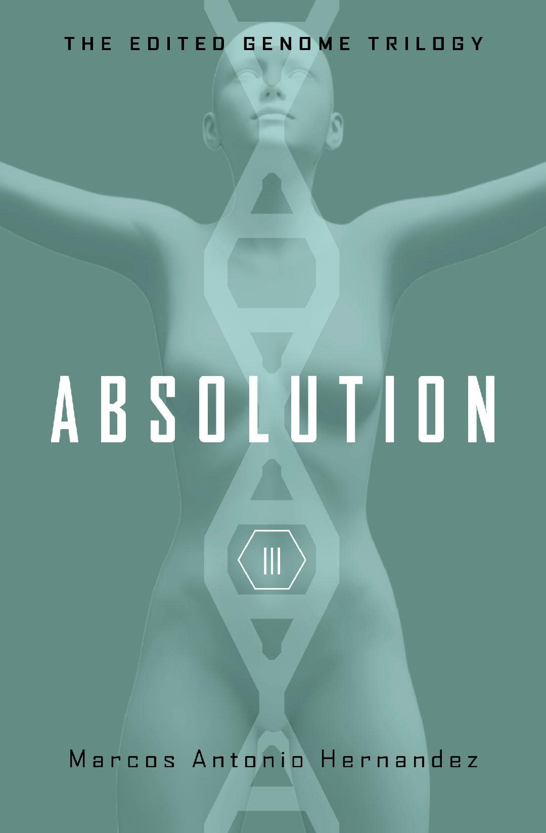 Absolution (The Edited Genome book 3) cover